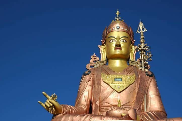 Estátuas Budistas