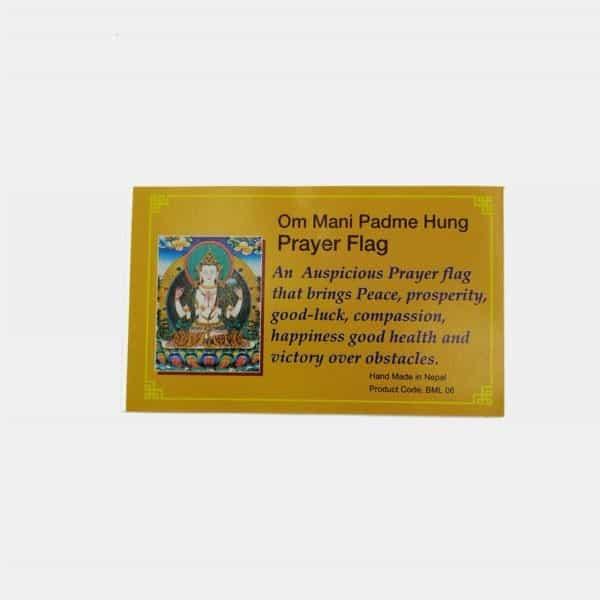 BA001 - Buda da Compaixão Chenrezig