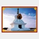 P001 - Postal Stupa Frente