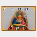 P002 - Postal Guru Rinpoche Frente