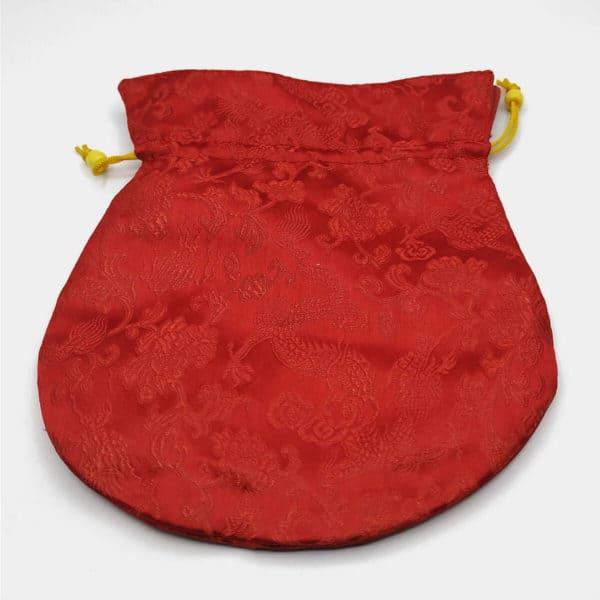 BM002 - Bolsa para Mala Grande Vermelha