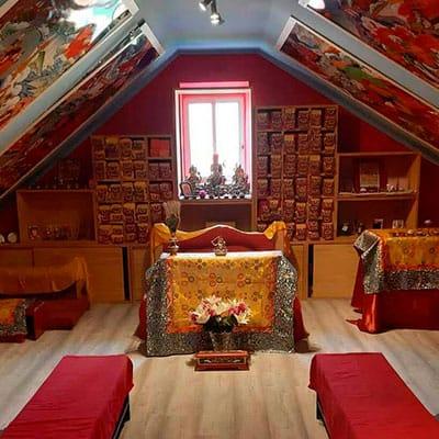 Centro de Estudos Tibetanos 400x400