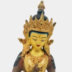 Estátua de Vajrasattva 20cm