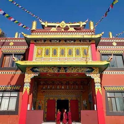 Mosteiro Ngedon Phuntsok Ling