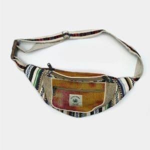 RO011 - Bolsa de Cintura em Cânhamo